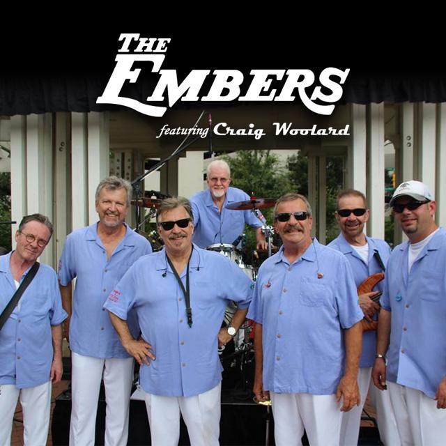 The Embers Featuring Craig Woolard